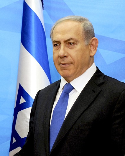 netanyahu. SecDef Carter in Israel 2015