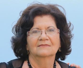 פרופ חיה לורברבאום-גלסקי. צילום - האוניברסיטה העברית.