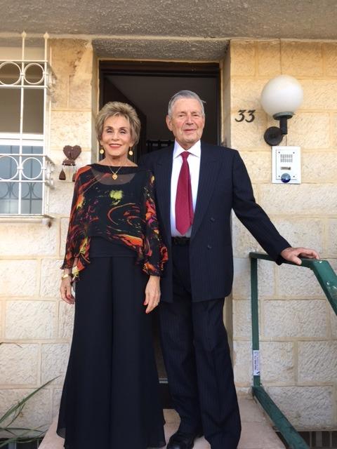 צילום ביתי באדיבות משפחת בכרך Zohara and Uriel Bachrach