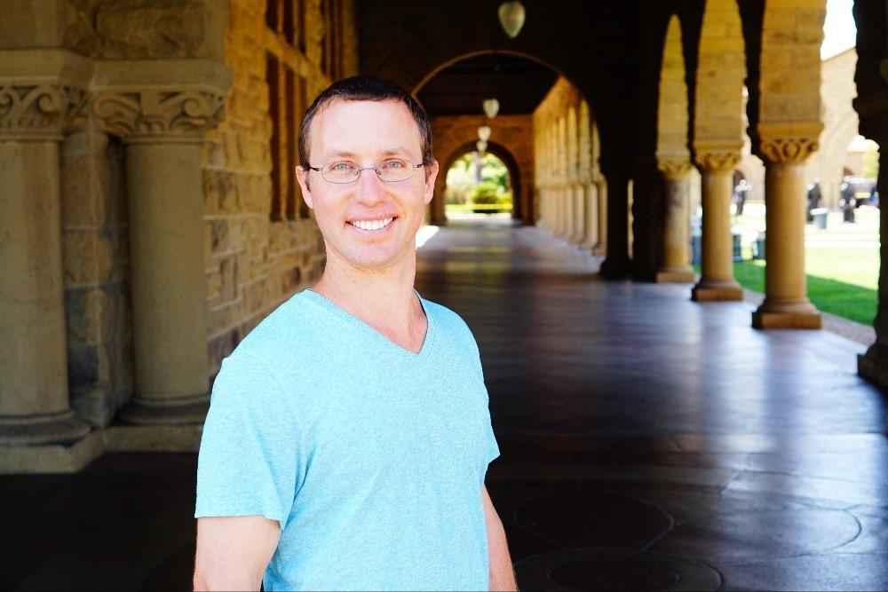 דר אורן קולודני מהאוניברסיטה העברית. צילום - נדיה בלקינד