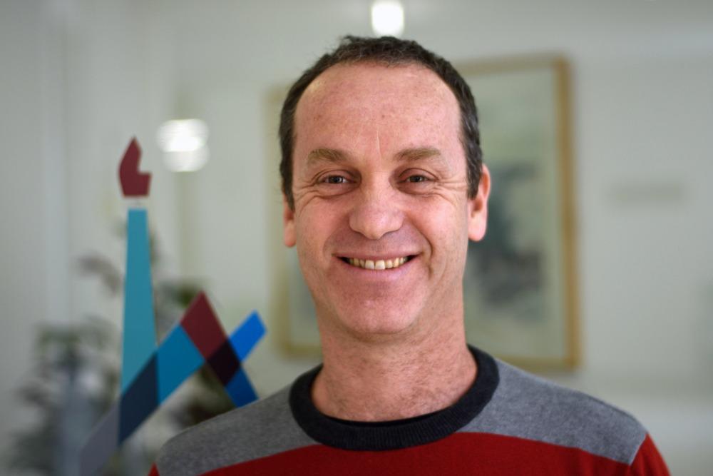 דר יהודה פולק מבית הספר לחינוך באוניברסיטה העברית