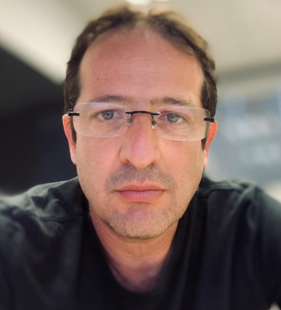 דר יובל טבח. צילום באדיבות דוברות האוניברסיטה העברית