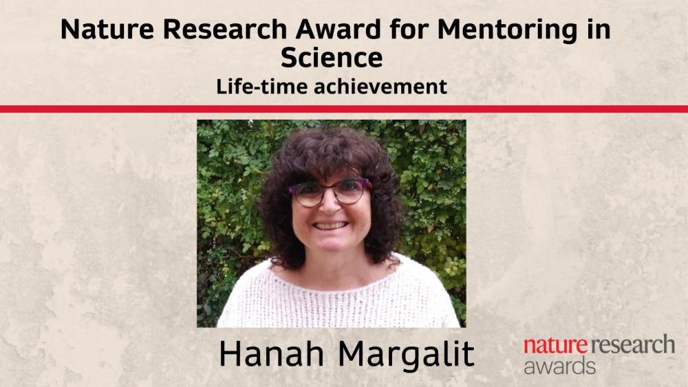professor hanah margalit