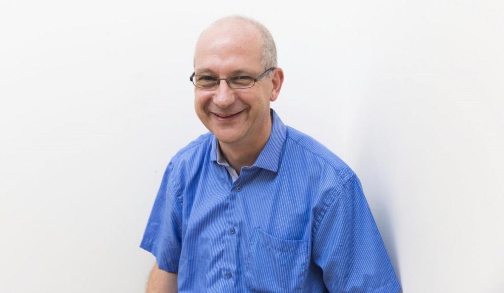 פרופ ישי יפה, האוניברסיטה העברית. צילום תומר אפלבאום