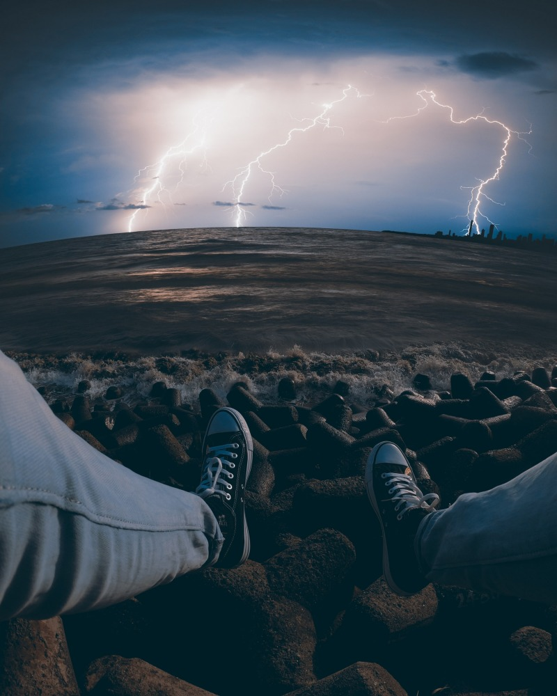 storm. by sudarshan poojary, unsplash