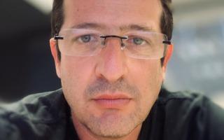 """ד""""ר יובל טבח. צילום באדיבות דוברות האוניברסיטה העברית"""