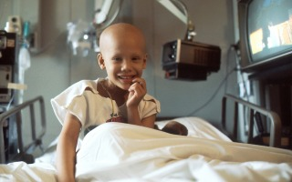 Young Girl Receiving Chemotherapy. by National Cancer Institute, unsplash