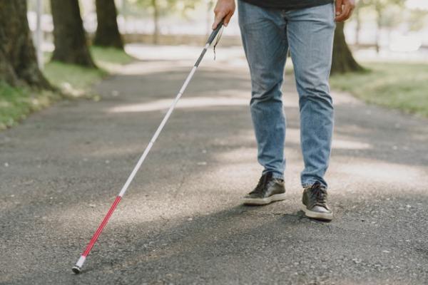עיוורון, צילום מתוך אתר התמונות freepik