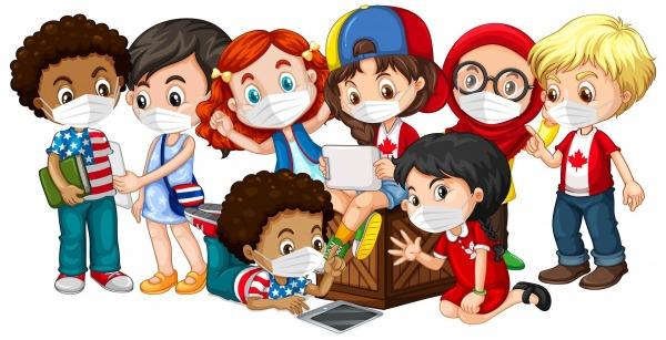 children. from pixabay
