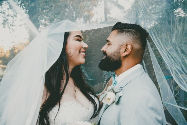 just married. Edward Cisneros from Unsplash
