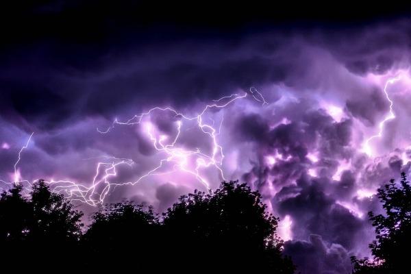 thunder. by jeremy thomas