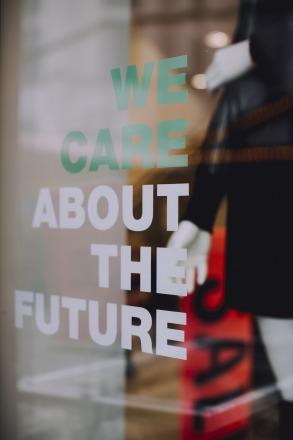 we care. photo by Markus Spiske, unsplash